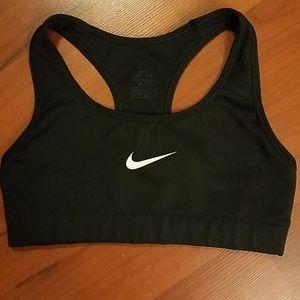 Nike sports bra size extra small